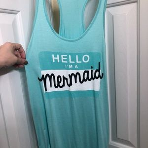 Tops - Mermaid Tank
